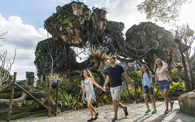 Para conhecer os parques em Orlando, é importante não fazer uma maratona, pois isso pode cansar e prejudicar os passeios