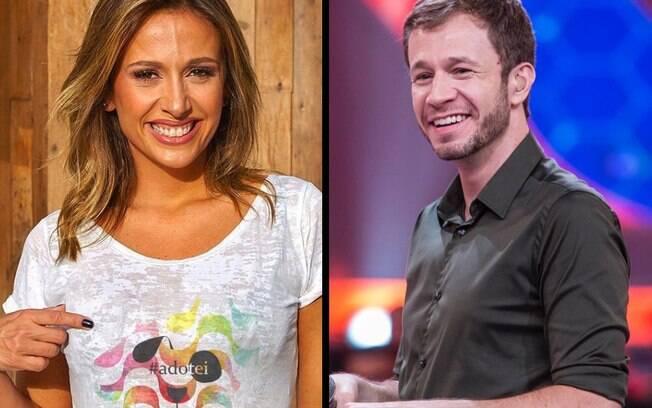 Luisa Mell usa seu perfil no Instagram para explicar o que é veganismo para Tiago Leifert
