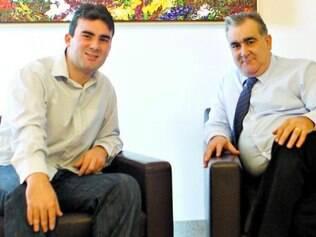 Caio Narcio está confiante que herança de votos do pai aliada ao apelo à juventude vai favorecer vitória