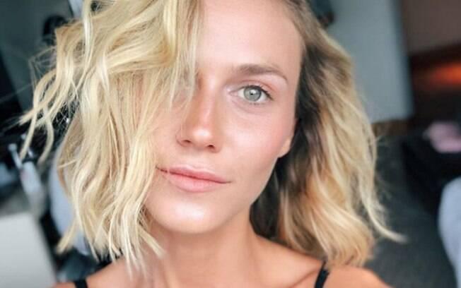 Renata Kuerten é modelo e apresentadora do programa