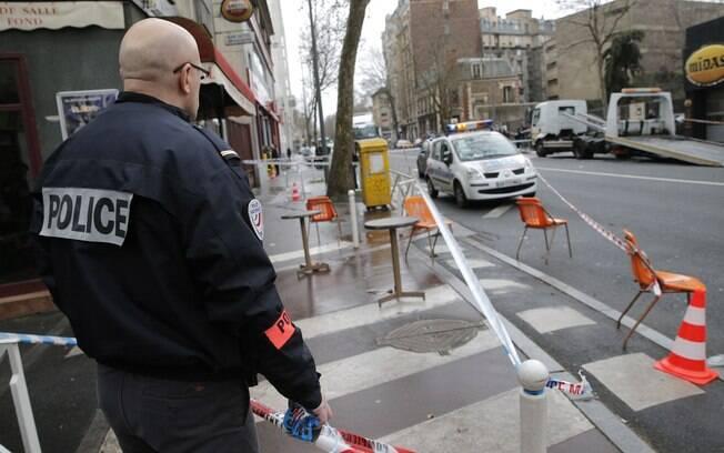 A caça aos terroristas que atacaram o Charlie Hebdo durou dias. Foto: AP