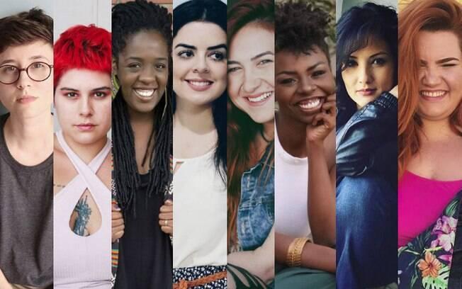 É até difícil fazer uma lista de mulheres empoderadas, já que, hoje, são muitas, mas é importante compartilhar experiências