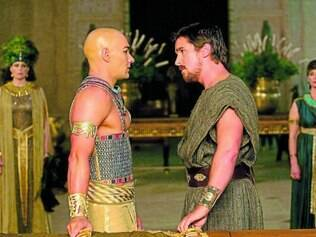 """História. """"Êxodo: Deuses e Reis"""" narra o conflito entre Ramsés e Moisés, e a luta do profeta para libertar o povo hebreu"""