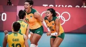 Rosamaria comanda o Brasil para vitória sobre a Rússia