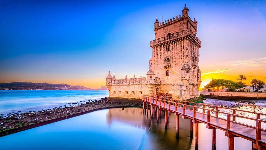 Lisboa está entre as cidades mais visitadas do mundo e é uma das mais buscadas pelos brasileiros