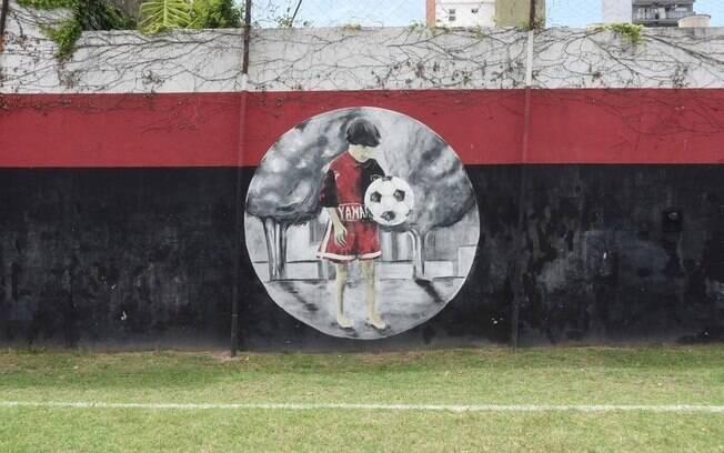 Muro do centro