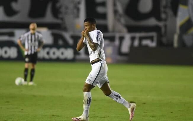 Santos x Atlético-MG
