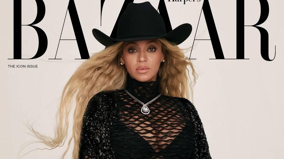 Beyoncé para Harper's Bazaar