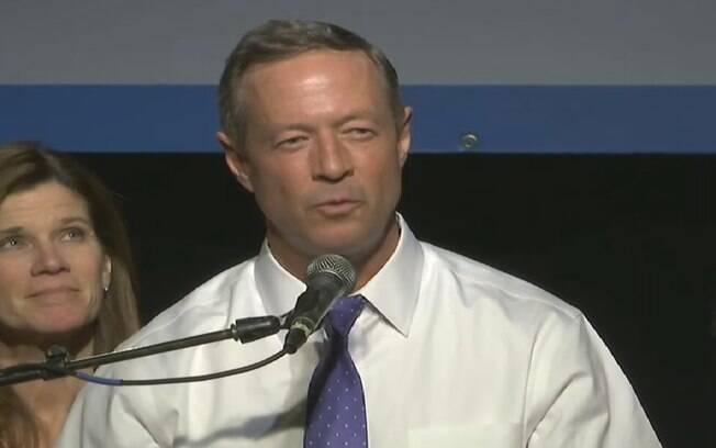 Martin O'Malley desistiu de campanha
