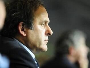 Platini não concorda com a mudança de um princípio e tradição no futebol