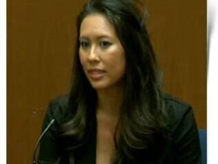 Michelle Bella, uma das ex-namoradas de Dr. Conrad Murray