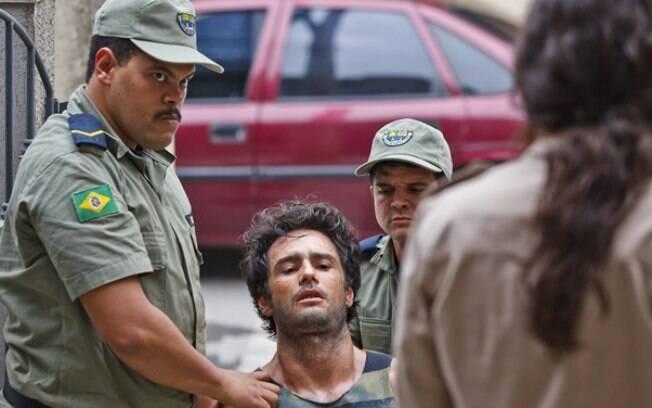 Carioca tem uma extensa ficha criminal e acaba cruzando o caminho da delegada Mirtes