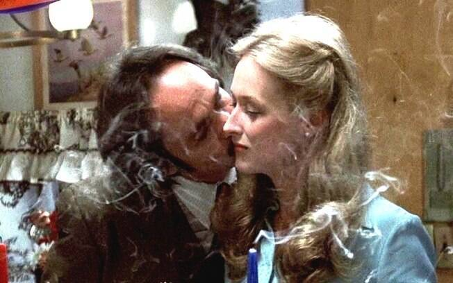 Cazale e Meryl ficaram juntos até 1978