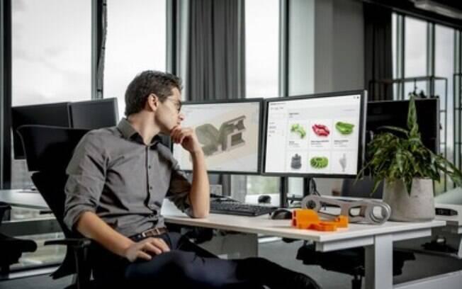 Ultimaker se transforma em uma plataforma que impulsiona a inovação e o crescimento em todo o mundo