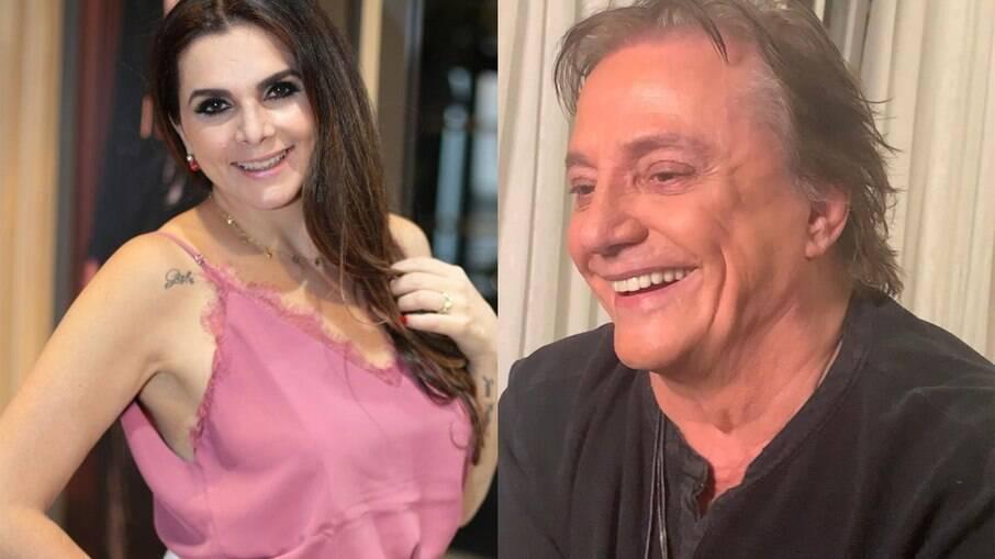 Luiza Ambiel revela affair com Fábio Jr