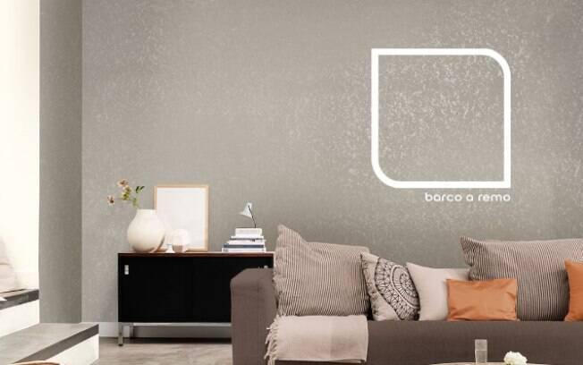 O efeito Nuage combina com decoração industrial