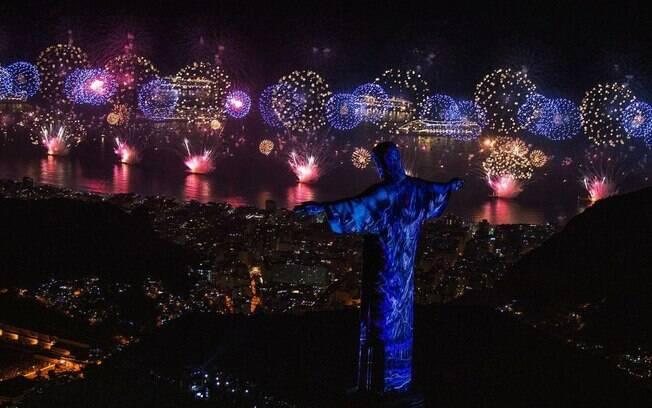 Festa de réveillon foi cancelado no Rio de Janeiro