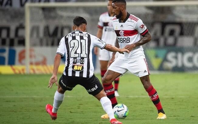 Flamengo encara o Atlético-GO