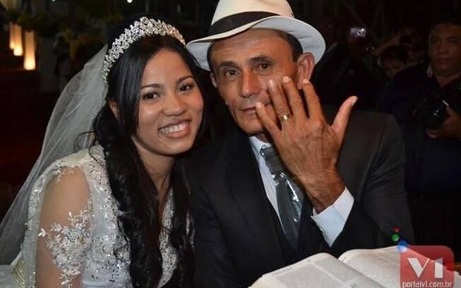 Stefhany Absoluta e Roberto Cardoso viveram juntos por três anos e se separaram em meio à polêmicas