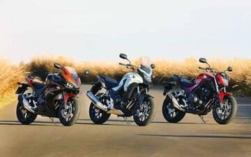 Honda lança renovada linha de motos de 500cc a partir de R$ 26 mil