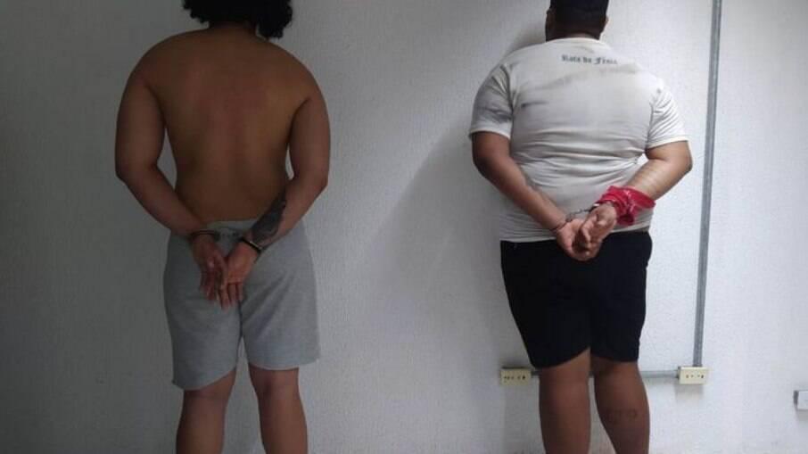 Suspeito de matar Patrícia e amigo foram presos
