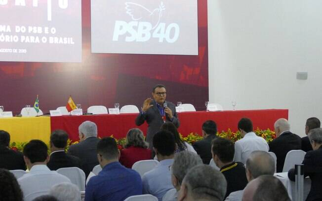 O Partido Socialista Brasileiro (PSB) realizou reunião em seu Diretório Nacional