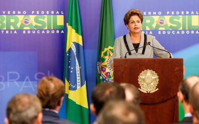 Presidente Dilma Rousseff (16.03.15)