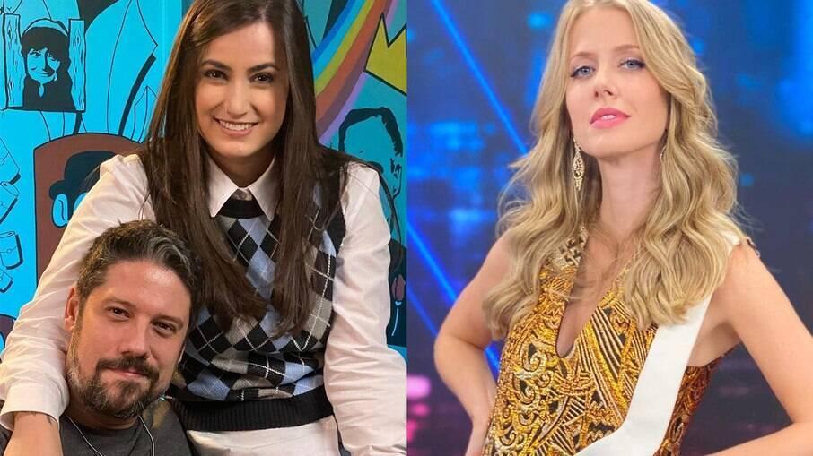 Mari Palma, Phelipe Siani e Gabriela Prioli terão novos programas na CNN