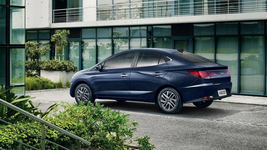 O futuro revela boas oportunidades para o Hyundai HB20S, que pode cativar donos do Ka Sedan