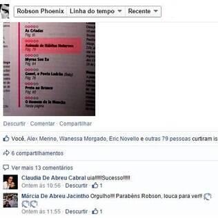 Claudia e Márcia, irmãs de Caio Fernando Abreu, são entusiastas da obra de Robson