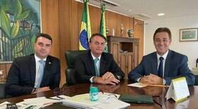O ambiente é favorável para Bolsonaro se filiar ao Patriota, afirma Flávio