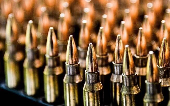 Agentes fizeram denúncia sobre situação da munição dos fuzis utilizados pela corporação