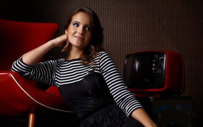 A Cantora Camila Maia