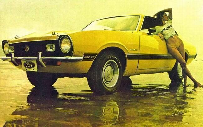 Ford Maverick GT: com motor V8 é um dos clássicos mais valorizados do Brasil, o que deve continuar mesmo com o fim da produção no País