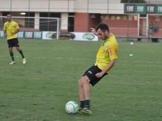 Neste ano, antes de jogar pela equipe mineira, Eduardo já teria defendido a Portuguesa e São Bernardo-SP