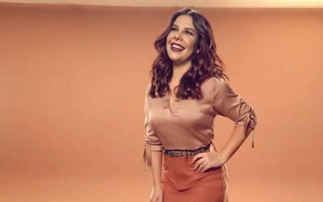 Fernanda Souza preferiu não renovar o contrato com a Globo por não querer mais atuar