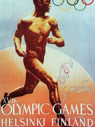 A Finlândia acolhe as Olimpíadas