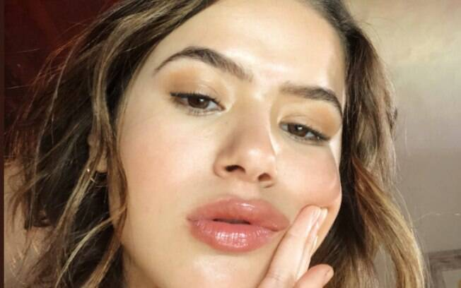 Fãs de Maisa questionam de Maisa fez preenchimento labial