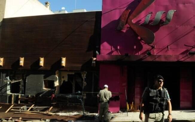 Incêndio na Boate Kiss, no dia 27 de janeiro de 2013, deixou 242 mortos