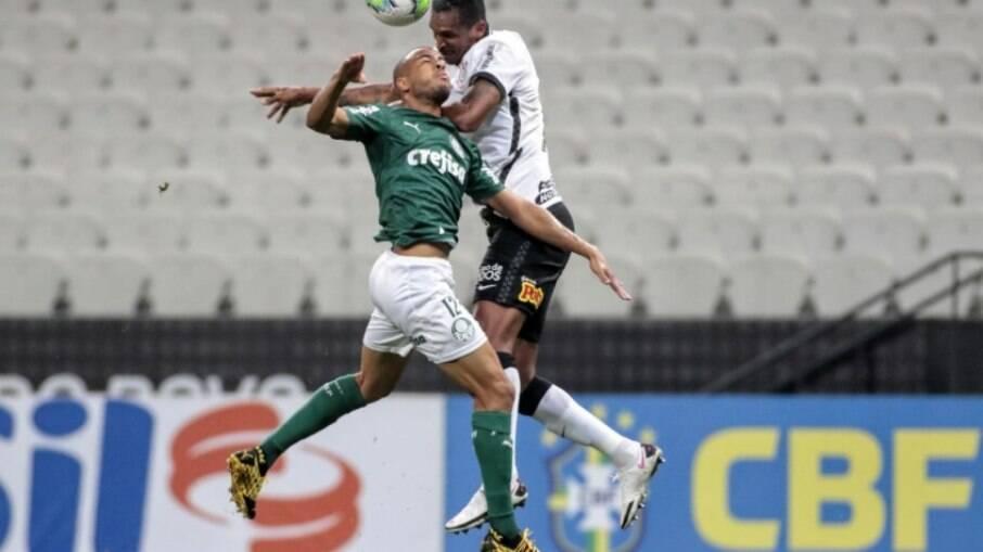 Palmeiras e Corinthians fazem clássico nesta segunda-feira (18)
