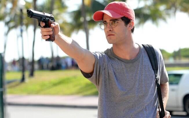 Andrew Cunanan foi retratado por Darren Criss em série americana