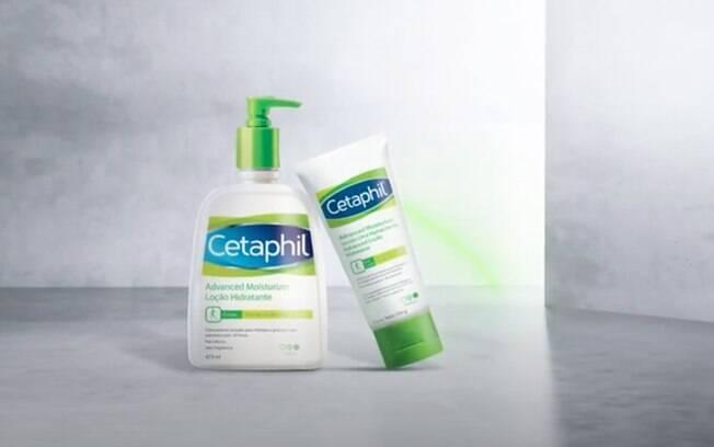 Produtos Cetaphil Advanced Loção Hidratante