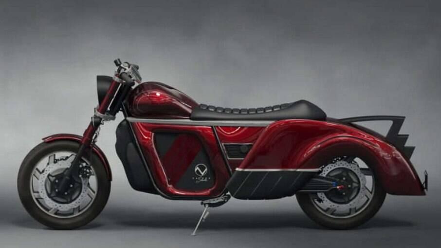 Zaiser Electrocycle é a primeira moto elétrica com tração nas duas rodas produzida em série e vendida ao público em geral