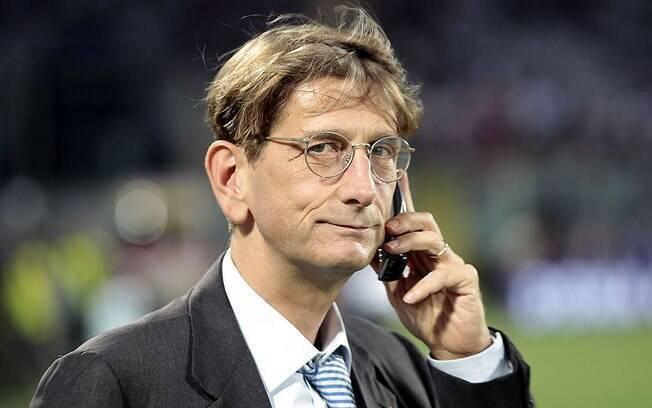 Luca Campedelli, presidente do Chievo, não chegou a ser ouvido pela procuradoria