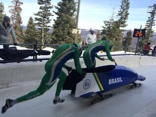 Edson Bindilatti e Edson Martins ganham medalha inédita para o Brasil