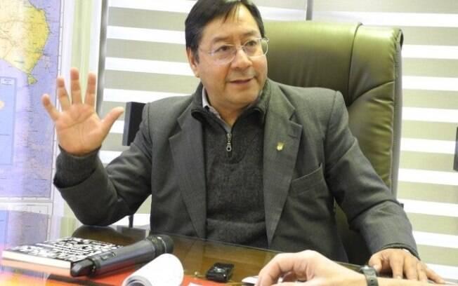 Ex-ministro da economia da Bolívia, Luis Arce