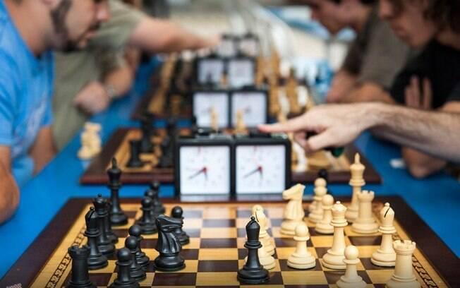 O governo federal anunciou investimento no xadrez