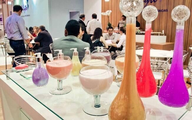 Feira em São Paulo apresenta grandes inovações tecnológicas para a indústria de beleza