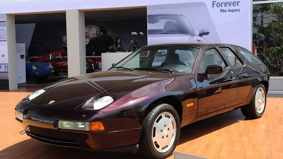 O Porsche Study H50 baseado no 928 serviu de inspiração para o Panamera, fabricado até hoje pela marca