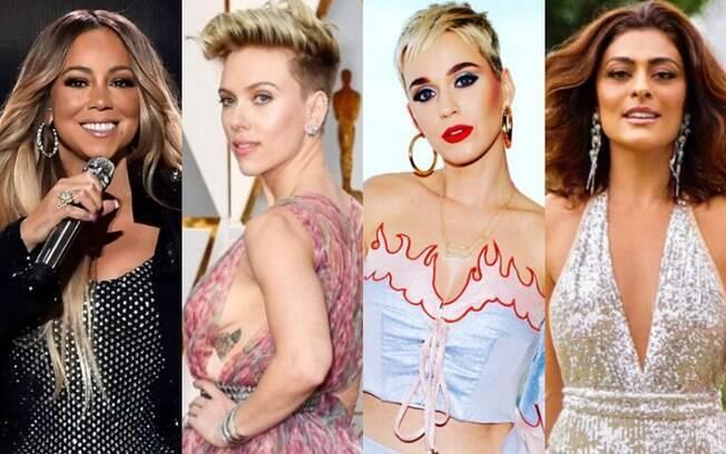 Entre as dicas de beleza das famosas está usar ingredientes práticos para manter a pele jovem e os cabelos hidratados
